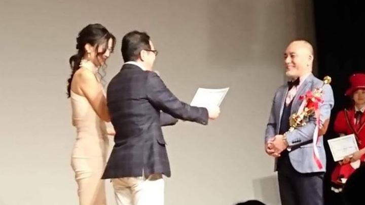 第6回スター講師誕生!2020 優勝 横川敏幸さん 表彰式